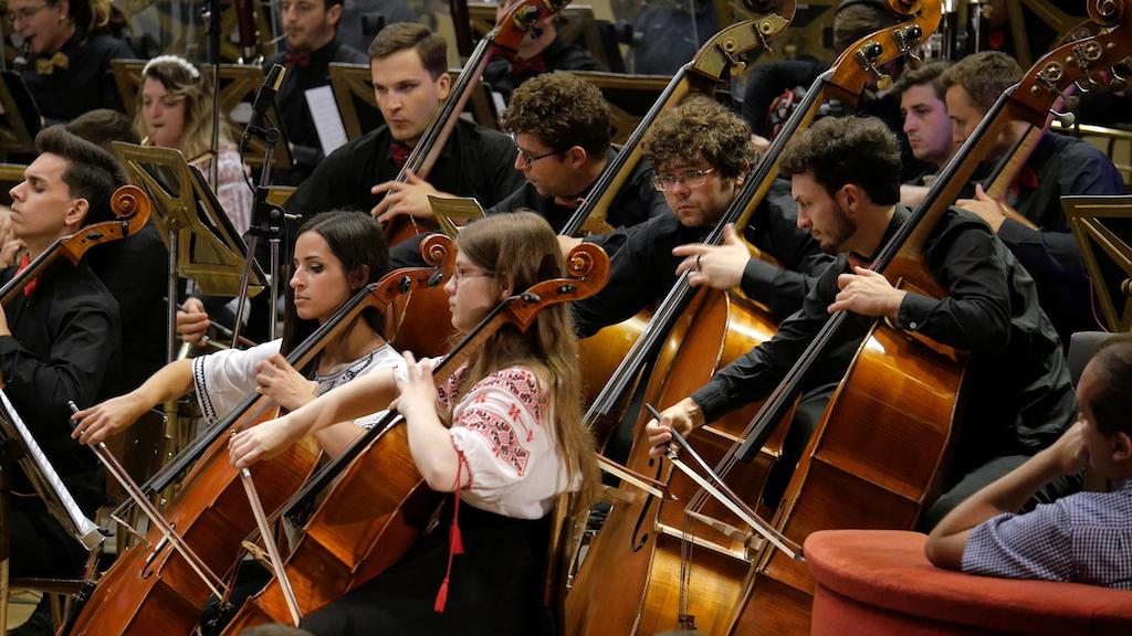 罗马尼亚青年交响乐团